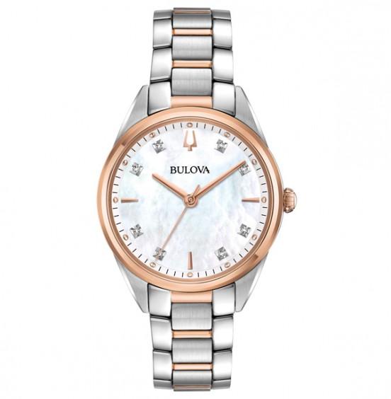 BULOVA-98P183 Women's Classic Watch
