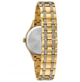 BULOVA 98X119 Women's Crystal Watch