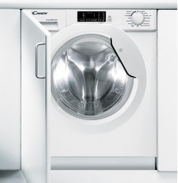 Candy Built In Washer Dryer  8kg wash + 5kg dry CBWD 8514D-80