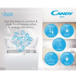 Candy Chest Freeze CHCH 600 LEG
