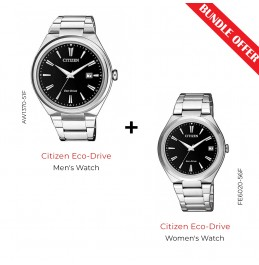 CITIZEN ECO-DRIVE STANDARD -  (AW1370-51F With FE6020-56F)-V2