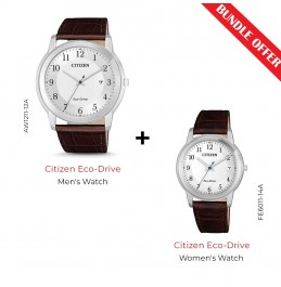 CITIZEN ECO-DRIVE STANDARD -  (AW1211-12A With FE6011-14A)-V2