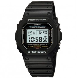 Casio G-SHOCK 5600 SERIES - DW5600E-1V