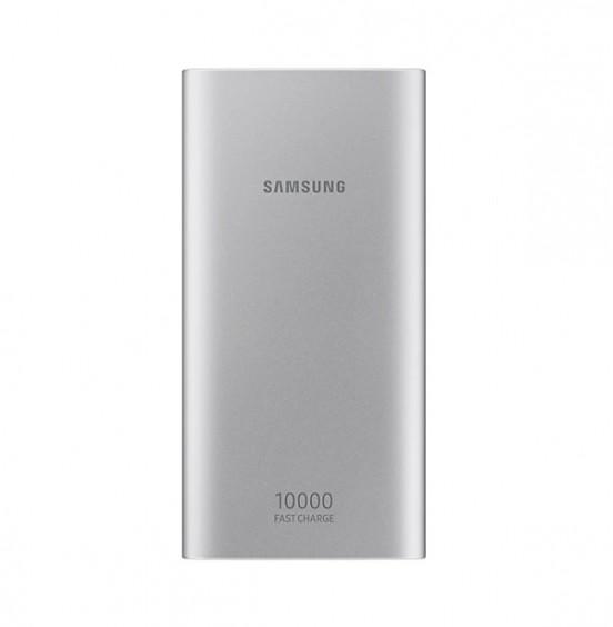 Battery Pack (10K MaH, 15W, Slim) C-type Silver