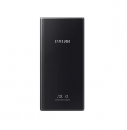 Samsung 25W Battery Pack 20,000mAh Black EB-P5300XJEGWW