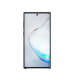 Samsung Galaxy Note10 Silicone Cover Black