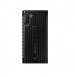 Samsung Galaxy Note10 Protective Standing Cover Black