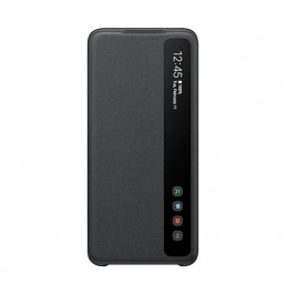 S20Clear View Cover Black