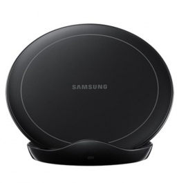 Samsung 2019 Wireless Charger Stand EP-N5105TBEGAE Black Color