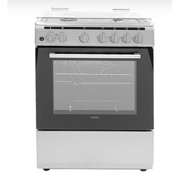 Vestel Gas Cooker Size 60X60 F66G40X