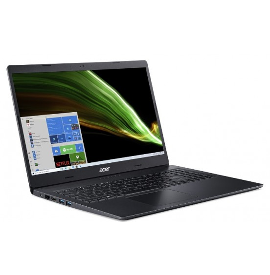 Acer Aspire3 A315-57G-56EK/15.6' FHD/i5-1035G1/4GB/512GB SSD/2GB Mx330/Black (NX.HZREM.015)