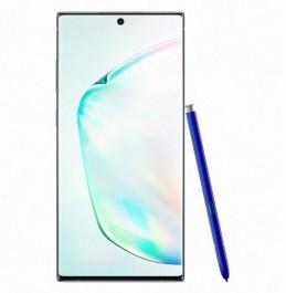 Samsung Galaxy Note 10+ SM-N975FZSGXSG Silver(Aura Glow) Color