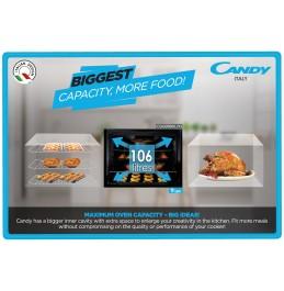 Candy Gas Cooker CGG95BXLPG -90CM
