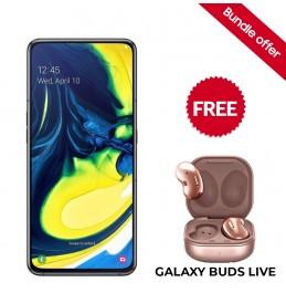 Samsung Galaxy A80 SM-A805FZKDXSG Black