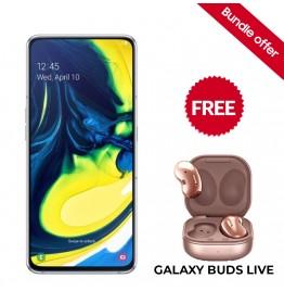 Samsung Galaxy-A80 SM-A805FZSDXSG Silver