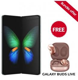 Samsung Galaxy Fold SM-F900FZSDXSG Silver