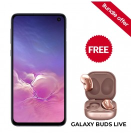 Samsung Galaxy S10e SM-G970FZKDXSG Prism Black