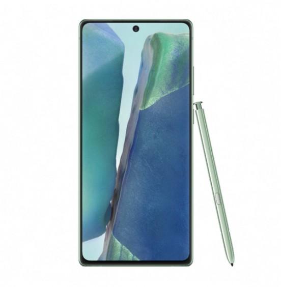 Samsung Galaxy Note20 5G 8GB RAM 256GB Memory Mystic Green