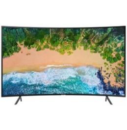 Samsung 65 4K LED TV CUIRVED UA65NU7300KXZN